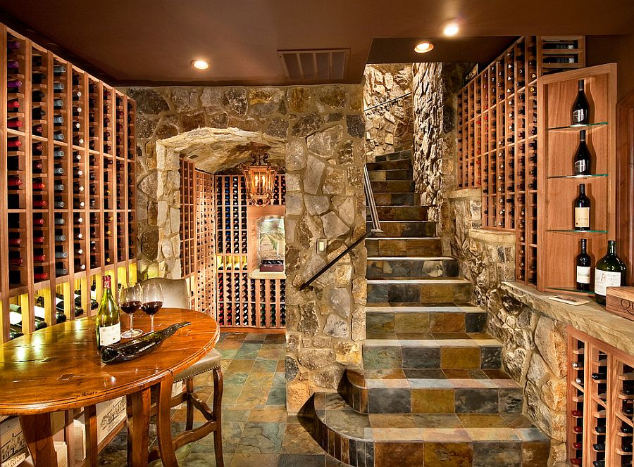 Connoisseur's Delight 20 Tasting Room Ideas To Complete