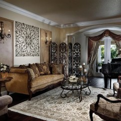 Decorated Living Rooms Images Sierra Red Room Sectional Feast For The Senses 25 Vivacious Victorian Meet Mediterranean Inside This Lovely In Miami Design Interiors By Myriam