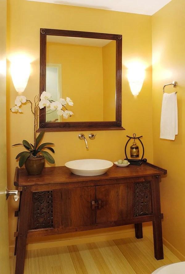 Bathroom Powder Room Vanity