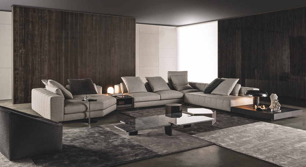 Coffee Table With Seats 10 Picks From The Minotti 2016 Indoor Collection