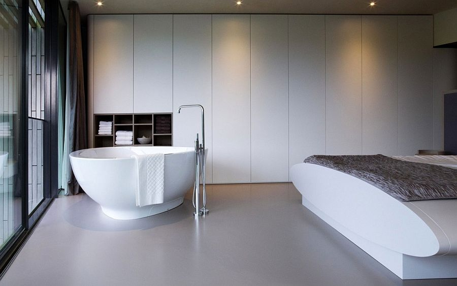 Step Into This Smart Dutch House With Home Automation And Green Solutions