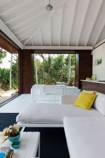 Tropical Beach House Interior Design