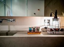 Concrete, Cement and Creative Lighting: Space-Savvy ...