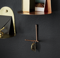 20 Modern Wall Hook Designs