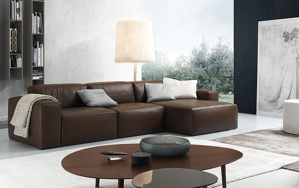 Chic Modular And Sectional Sofas Up Your Living Room's