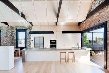 Modern Industrial Home Design Warehouse