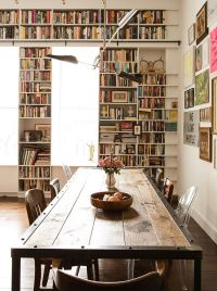 Filled with the Romance of Art and Books: Brooklyn Heights ...