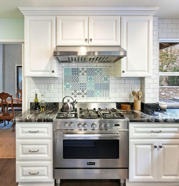 Creative Kitchen Backsplash Tile