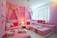 15 Hello Kitty Bedrooms that Delight and Wow!
