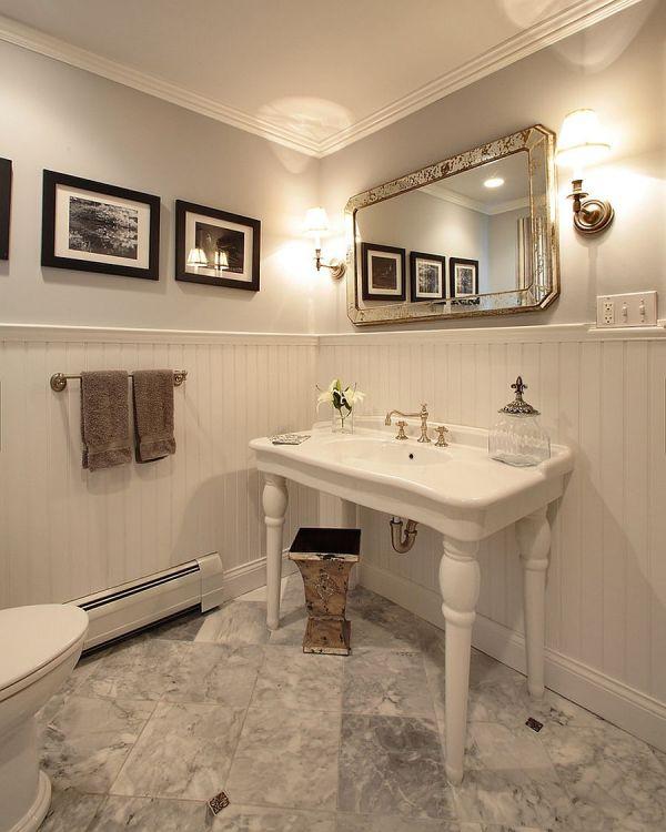 Powder Room Bathroom