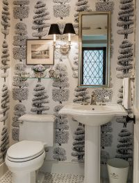 Best Wallpaper For Powder Rooms