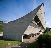 Le Corbusier Buildings Added Unesco World Heritage List