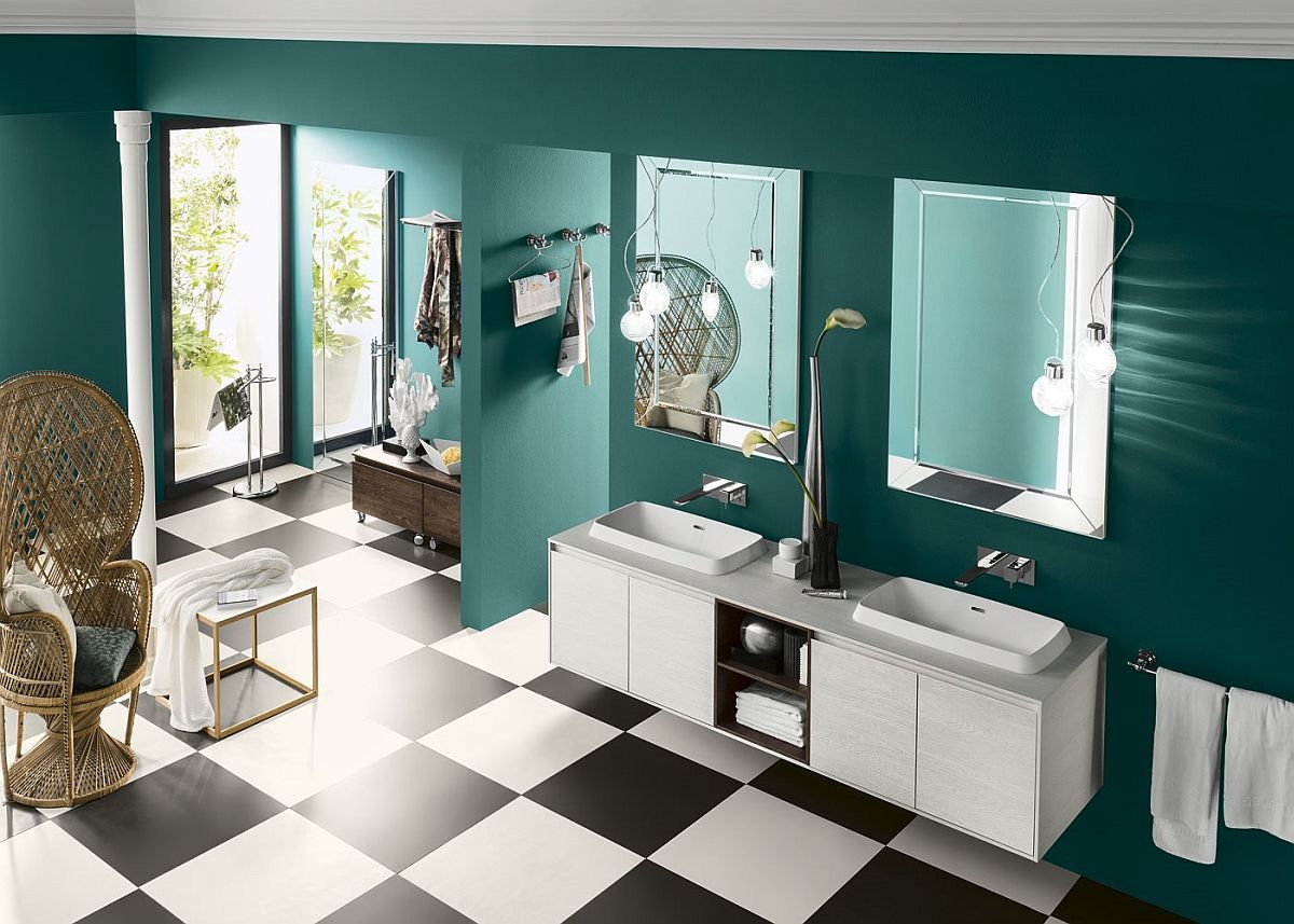 Perfetto Plus Bathroom Vanities and Cabinets That Usher