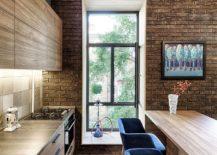 Mezzanine Level Bedroom Adds Extra Space To Small Kiev Apartment
