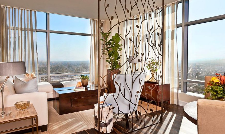 simple interior design for living room in philippines martha stewart paint ideas 25 nifty space saving dividers the