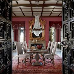 Decorating Living Rooms Ideas Room Modern Style 15 Majestic Victorian Dining That Radiate Color And ...