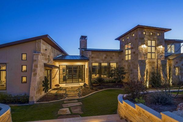 Rustic Modern Contemporary Homes