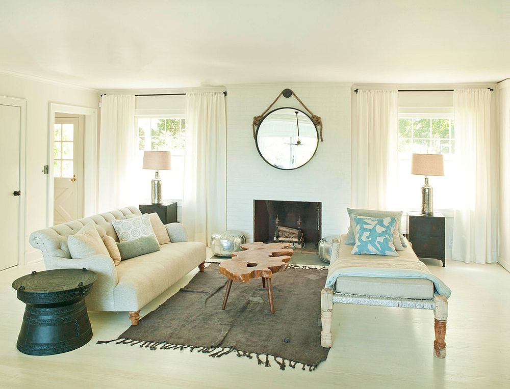 living room without coffee table ideas build your own furniture 30 live edge tables that transform the view in gallery natural becomes heart of this stylish modern design