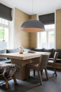 Refined Simplicity: 20 Banquette Ideas for Your ...