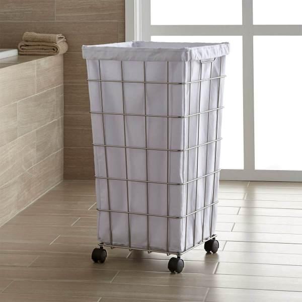 Laundry Basket Design Make Household Chores Stylish