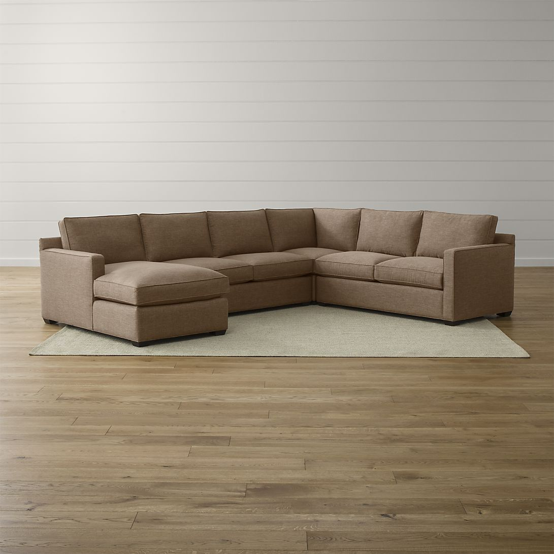 sectional vs sofa living room bench couch the great seating debate