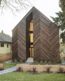 Passive House Homes in Seattle