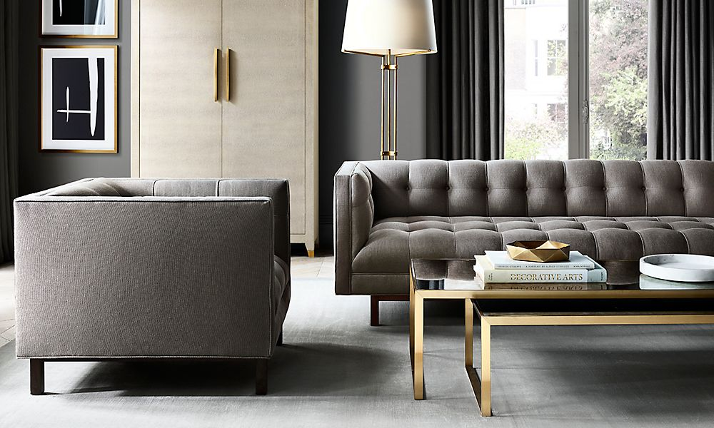 cb2 sectional sofa bed smart design tips for rooms with grey walls