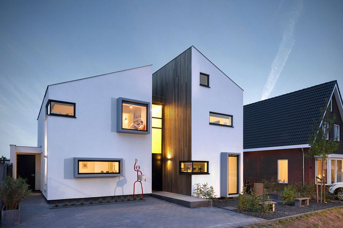 House Daasdonklaan Traditional Dutch Design Meets Modern Artistry