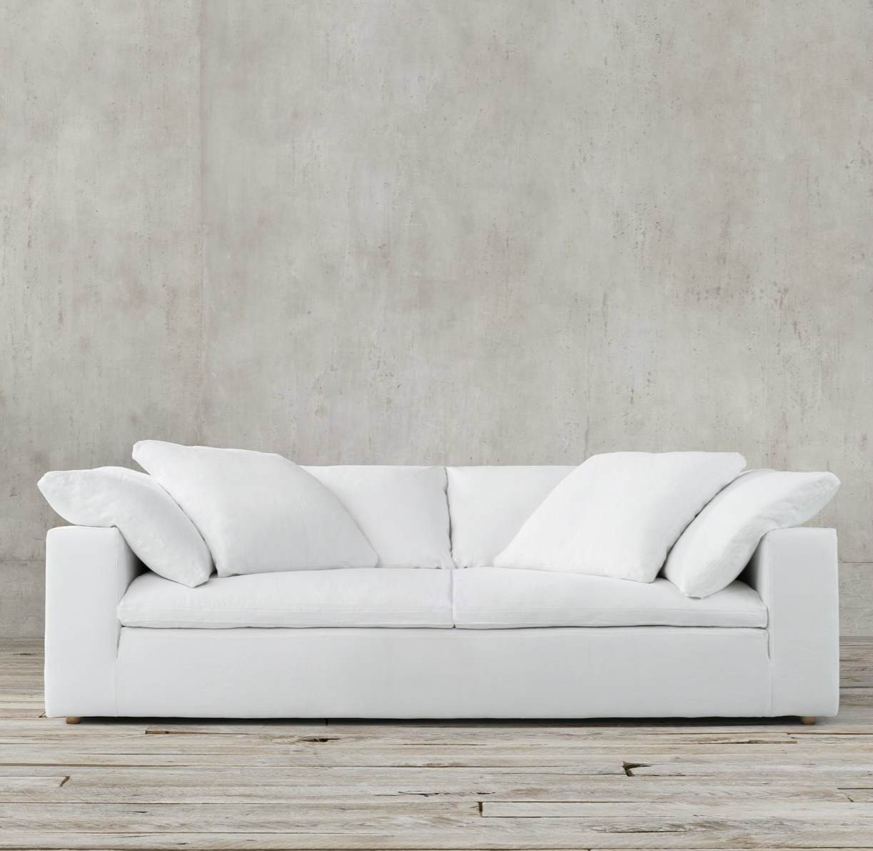who makes restoration hardware leather sofas force 3 seater sofa vs. couch: the great seating debate