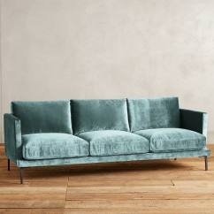 Anthropologie Sofa Best Sprung Mattress Bed Vs Couch The Great Seating Debate