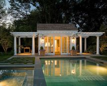 Pool House Cabana Designs
