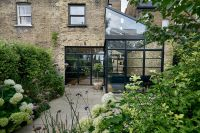 Modern Extension Using Crittall Windows Refreshes ...