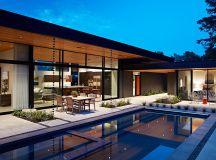 Glass Wall House: Custom Design Meets Eichler-Inspired ...