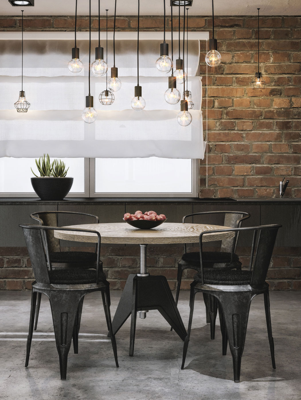 wall lighting living room ideas built in furniture modern loft kaunas: industrial style wrapped ...