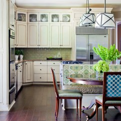 Banquette Kitchen Bistro Sets Dining In Comfort With Banquettes Color And Wood
