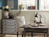 25 Brilliant Rustic Home Office Decorating Ideas   yvotube.com