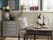 Rustic Home Office Decorating Ideas