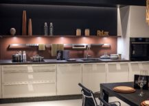 kitchen shelves ideas wusthof shears practical and trendy 40 open shelving for the modern idea that are not everyone is a bit far fetched even if you most organized person around there plenty of easy