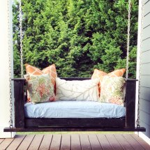 Ready Summer Enliven Porch With Comfy Swings