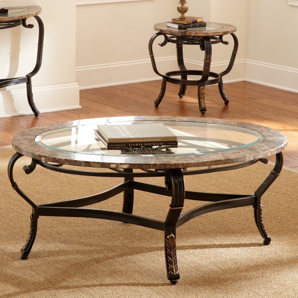 glass living room table gray leather furniture 30 coffee tables that bring transparency to your