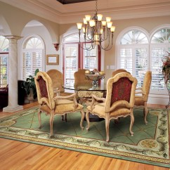 Should Area Rugs Match In Living Room And Dining Casual Decor 30 That Showcase Their Power Under The Table