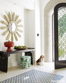 Small Foyer Entryway Decorating Ideas