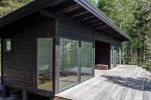 Modern Scandinavian Cabin Designs