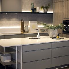Kitchen Unit Led Lights Ikea Remodel Decorating With Strip Kitchens Energy