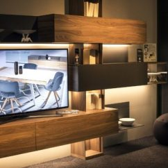 Modern Tv Units For Living Room Pot Shelf Decorating Ideas Tastefully Space Savvy 25 That Wow