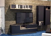 tv cabinet for living room budget furniture tastefully space savvy 25 units that wow contemporary offer much more than a simple pedestal your brand new plasma or led they become part of the narrative both in