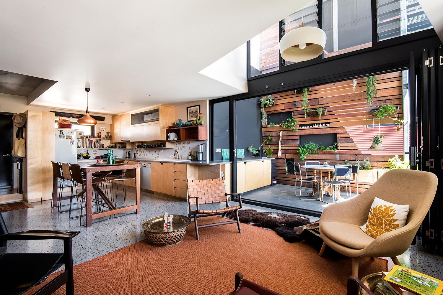 Smart Spatial Design Nifty Apartment Units Find Space Inside Heritage Building
