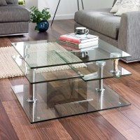 Glass For A Coffee Table - Home Design