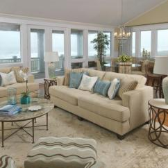 Beach Theme Decorating Ideas For Living Rooms Scandinavian Room Coastal That Will Make You Yearn The