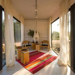 Track Lighting Design Ideas Living Room Interior Designs For Indian Style Adaptive Design: Shipping Container Turned Into A Stylish ...